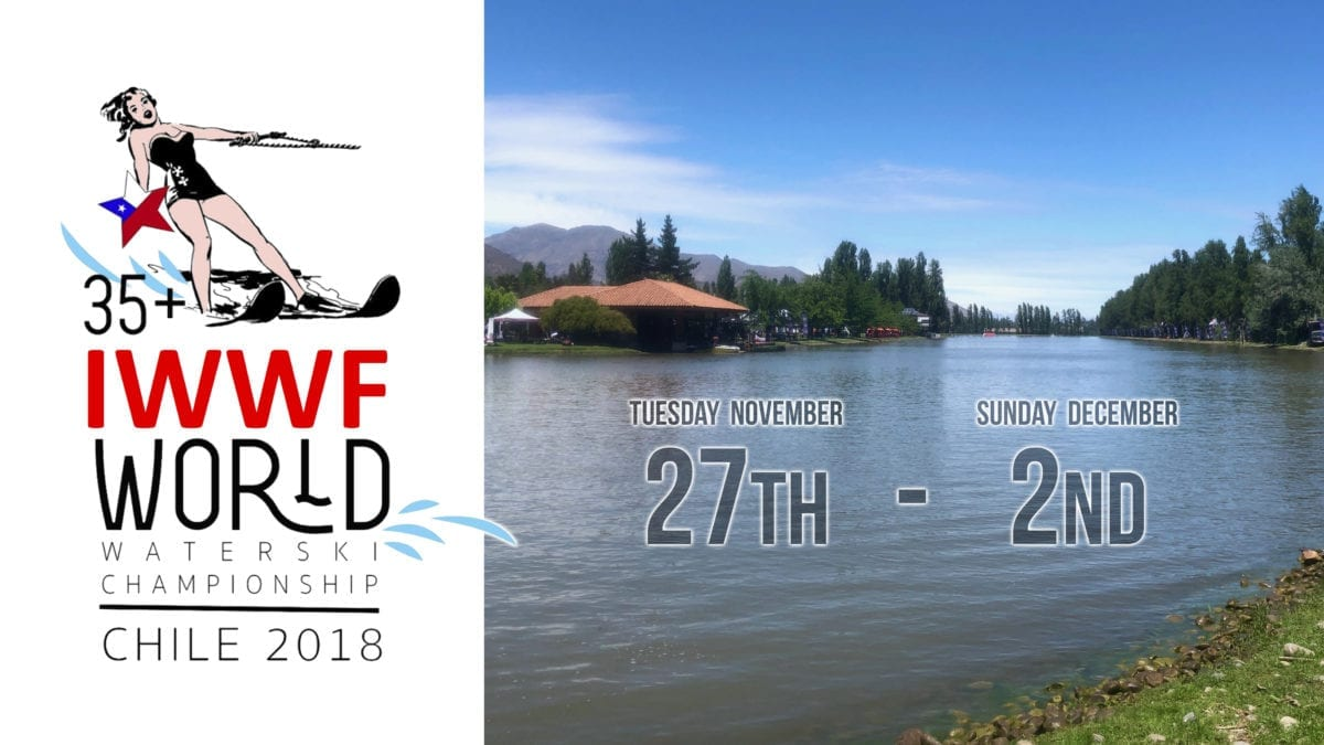 World Over 35 Waterski Competition